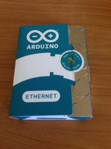 Arduino Ethernet Box