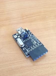 Arduino Serial Light Adapter