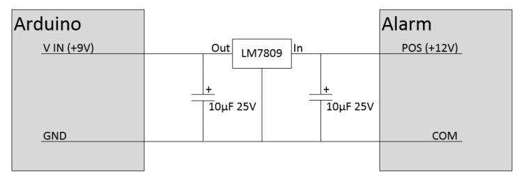 LM7809 Regulator