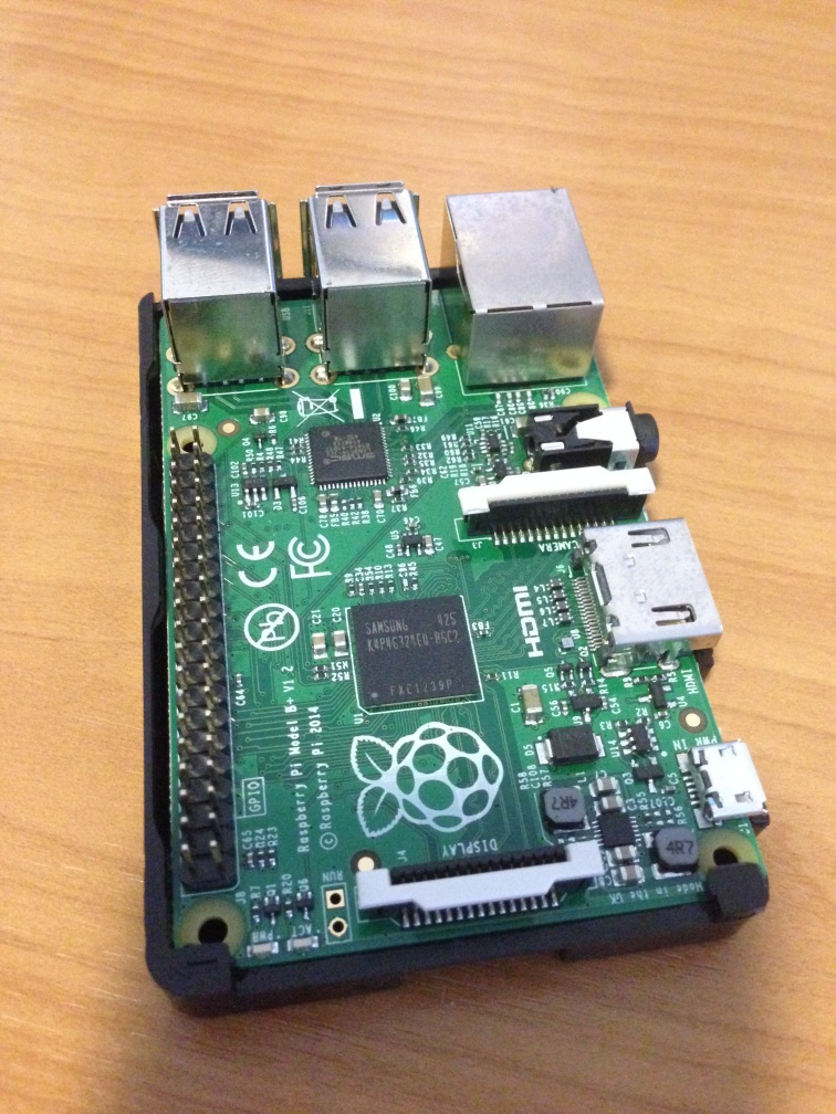 Raspberry Pi Case A