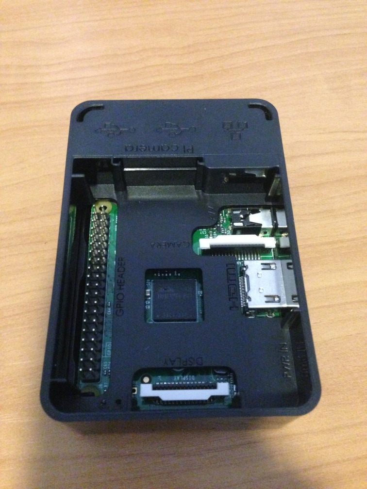 Raspberry Pi Case B