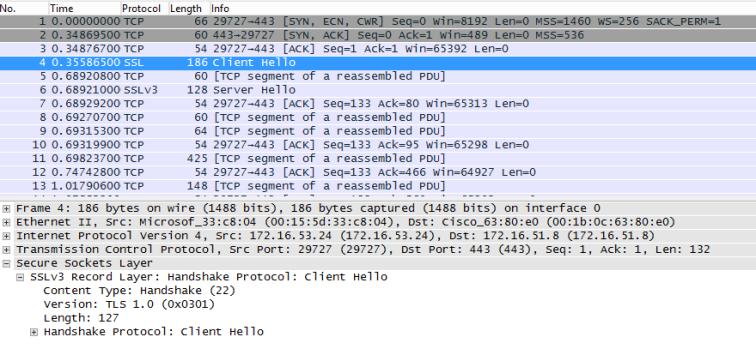 .NET 4.5 Client Hello